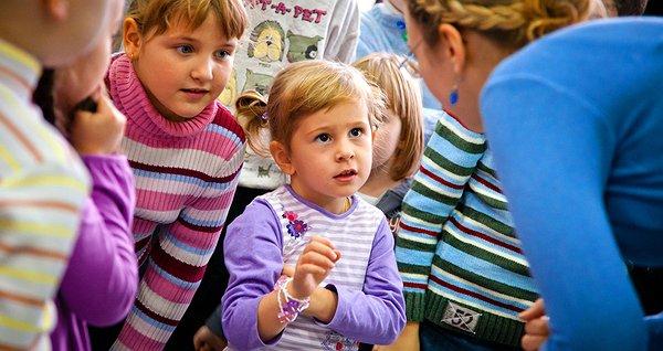 Казкотерапія: подаруй дитині щастя
