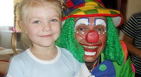 Клоунський носик для одужання