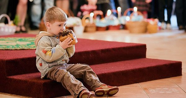 Великодня радість для дітей