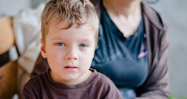 Маленький мальчик, который мечтает стать великим врачом