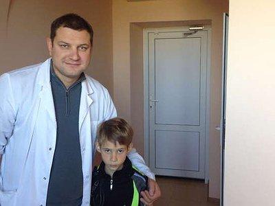 Врятуйте сердечко Денису Маслюку