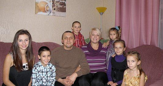 Сім'я замість сиротинця