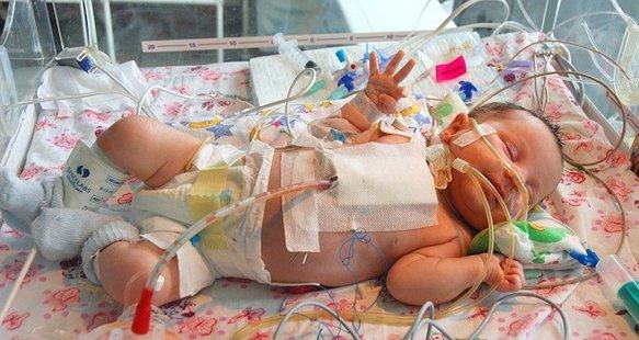 Серце для немовляти