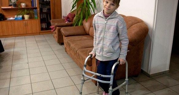Юліана хоче подолати недугу