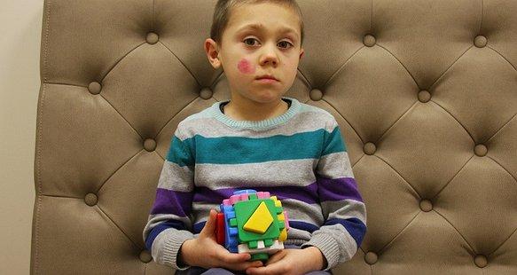 Єлісєй проти аутизму