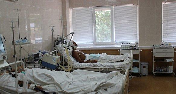 Допоможемо пораненим з зони АТО-5