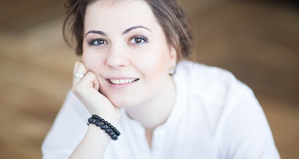 Біг рятує життя дітей з раком крові, Алла Клименко