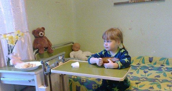 Дві хвороби – одна дитина: 2 етап зборів