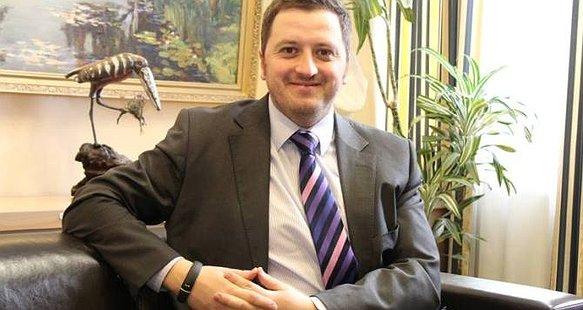 Біг рятує життя дітей з раком крові, Маркіян Ключковський