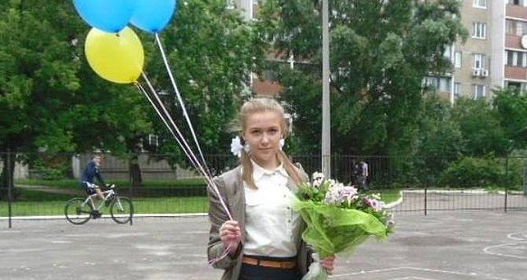 Маленька дівчинка із дорослим діагнозом
