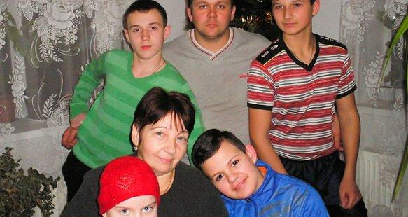 Сім'я замість сиротинця-2