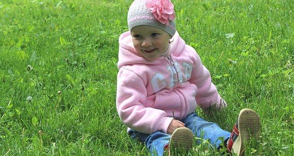 Здорове сердечко для 2-річної Марійки