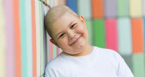 Веселий Костя з невеселим раком крові