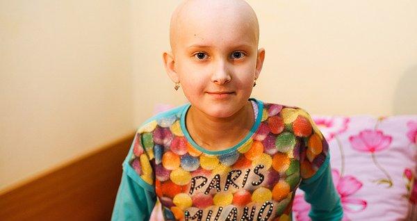 Марічка хоче перемогти лейкемію!