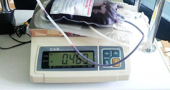 Безпеку – донорській крові!