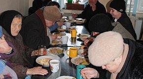 Допоможіть благодійній їдальні