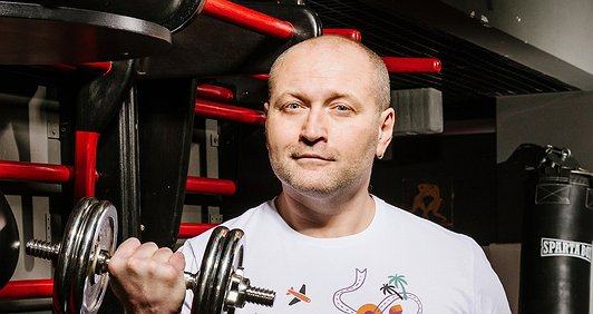 Я біжу «Кілометри добра», Борислав Береза