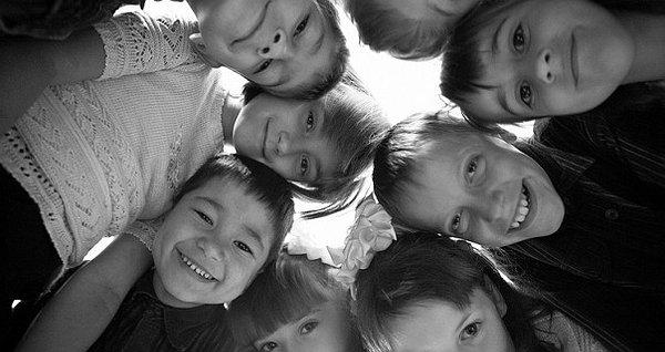 Літні канікули для знедолених діток