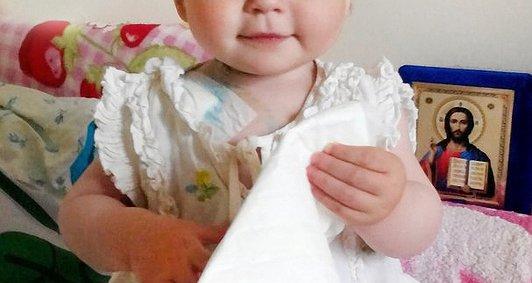 Допоможемо маленькій Насті перемогти рак крові!