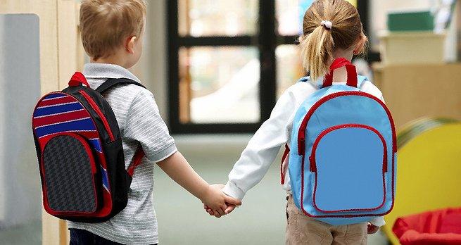 Помогите нам пойти в школу!