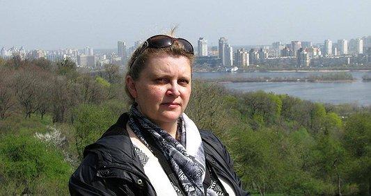 Бігти, щоб дихання не перервалось. Валентина Бондаренко
