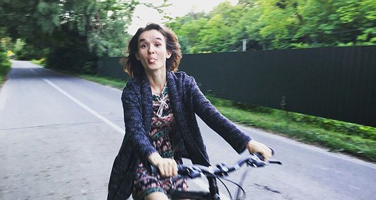 «Біжи зі мною і я не згублюся!»  Валентина Данілова