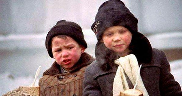 Діти не повинні голодувати!