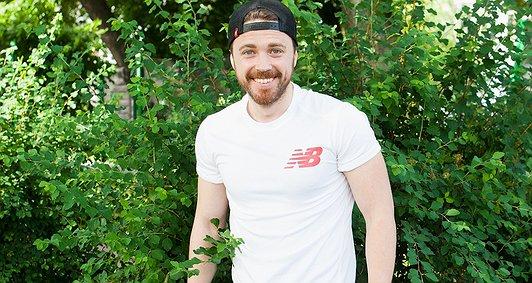 Олександр Попов: я біжу за мрію Софійки