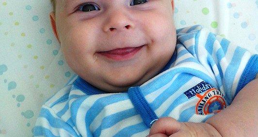 Малюк без імунітету