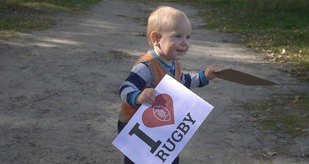 Дитяче регбі у Дніпро