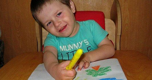 3-річному Сашку потрібна реабілітація. 2