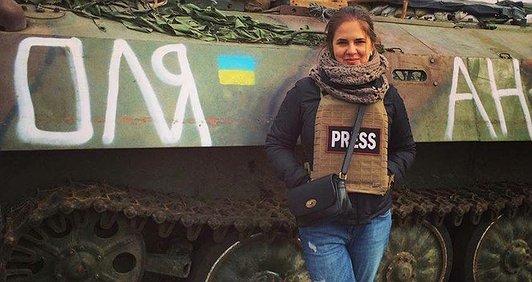 Ольга Омельянчук: я біжу, щоб подякувати герою