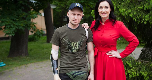 Соломія Вітвіцька: біжу, щоб допомогти герою!
