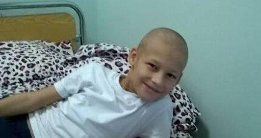 Артурчик бореться з раком крові