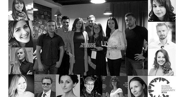 GoCamp: Global Shapers Kyiv Hub