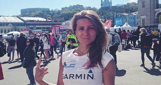 Сонячний пробіг. Марина Січкар