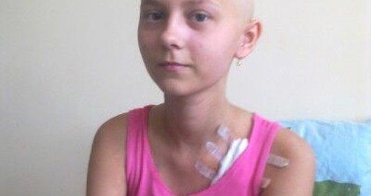 Врятуймо Соню від раку!