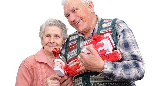 Різдвяне Диво для стареньких