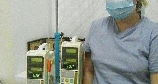 Підтримаймо Богдану в лікуванні раку крові! 3