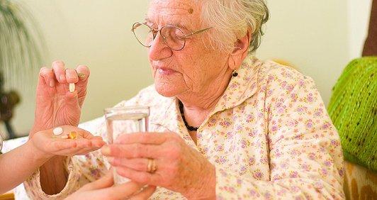 Пігулки для стареньких. 3