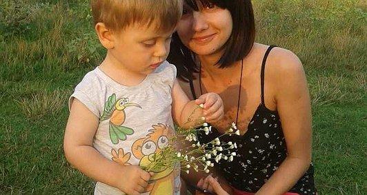 Молода мама потребує допомоги. 2