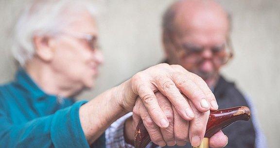 Підтримайте гідність стареньких