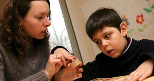 Особлива допомога особливим дітям