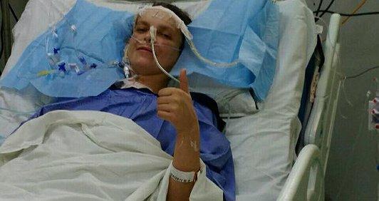 Мама 5-х діточок помре без лікування