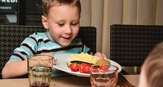 Їжа для дітей з притулку. Жовтень 2018