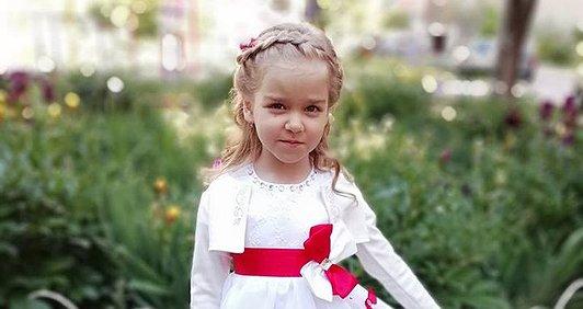 Врятуйте сердечко Дарини Кравченко