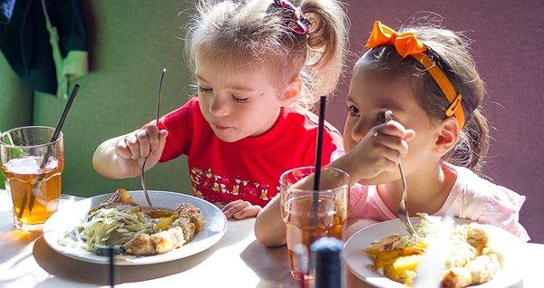 Їжа для дітей з притулку. Грудень 2018