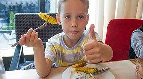 Допоможи нагодувати дітей-сиріт. Червень – серпень 2019