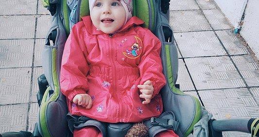 Маленькая Виктория побеждает болезнь