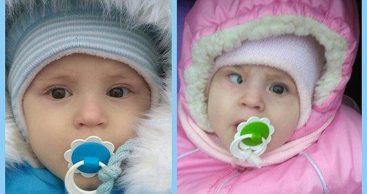 Врятувати одного з близнят